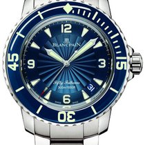 Blancpain Fifty Fathoms Automatic 5015d-1140-71b