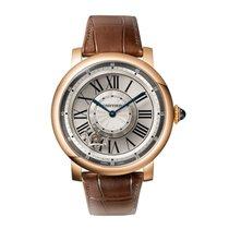 Cartier Rotonde Manual Mens Watch Ref W1556205
