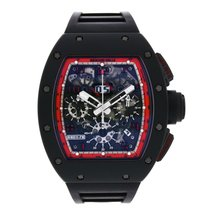 Richard Mille Felipe Massa Midnight Fire TZP Ceramic/ NTPT...
