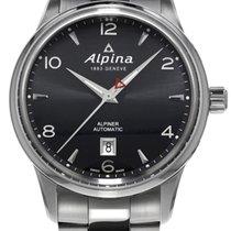 Alpina Alpiner Automatic Stainless Steel Bracelet Al-525b4e6b
