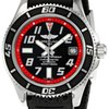 Breitling SuperOcean Black Dial Automatic Mens Watch A1...