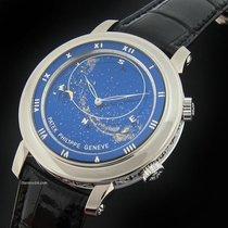Patek Philippe White Gold Sky Moon Celestial 5102