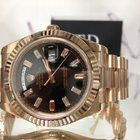 Rolex Day-Date II 2 President 41mm Rose Gold Custom Diamond Dial