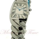 Cartier La Dona Small Ladies, Silver Dial - Stainless Steel on...