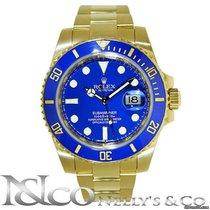 Rolex Submariner Date - Blue Ceramic 18K