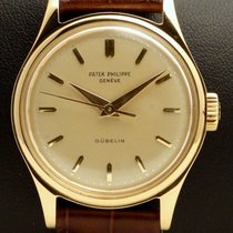 Patek Philippe Calatrava Ref 2508 Retailed by Gubelin