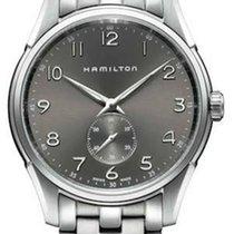 Hamilton Jazzmaster Thinline Small Second Herrenuhr H38411183