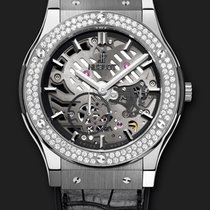 Hublot Classic Fusion Classico Ultra-Thin Titanium Diamonds 45 mm