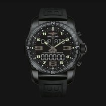Breitling Cockpit B50 Night Mission black titanium 46mm