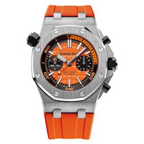 Audemars Piguet [NEW] Royal Oak Offshore Diver Chrono 26703ST....