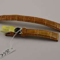 Cartier Kroko Leder Armband Leather Bracelet 14mm Neu