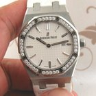 Audemars Piguet Royal Oak Ref. 67651 Diamond Lady Quartz Watch