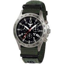 KHS Uhren Herrenuhr Platoon Titan Chronograph KHS.PTC.NXTO1