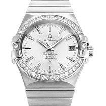 Omega Watch Constellation Chronometer 123.15.35.20.02.001