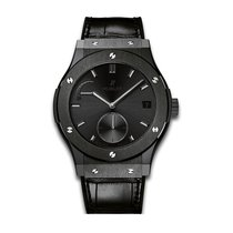 Hublot Classic Fusion 45mm Hand Wind Ceramic Mens Watch Ref...