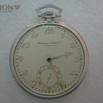 IWC antique pocket watch 1933