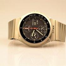 IWC Porsche Design Automatic Titan Chronograph Ref 3700 - Top