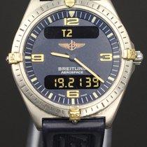 Breitling Aerospace F56061 Titanium/ 18kt YG Clean