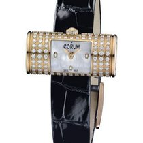 Corum Golden Tube in Rose Gold with Diamond Case