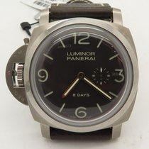 Panerai Luminor 1950 Left Handed 8 Days Titanio(titanium)...