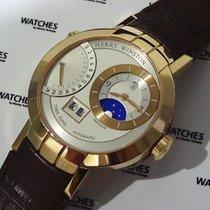 Harry Winston Premier Excenter Time Zone Automatic - PRNATZ41R...