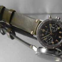 Dodane TYPE 21 MILITARY FLYBACK CHRONOGRAPH BROWN DIAL