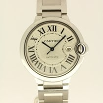 Cartier Ballon Bleu GM 42 mm from '11 with  B + P and...