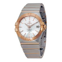 Omega Constellation 18kt Rose Gold Ladies Watch 12320352002001