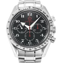 Omega 3557.50.00 Olympic Steel Chronograph Men's 42mm...