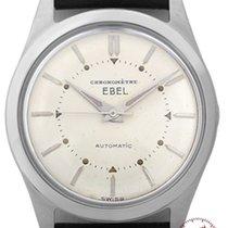 Ebel Mans Automatic Wristwatch Epsom Chronomètre