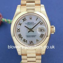 Rolex Oyster Perpetual Datejust 179168