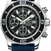 Breitling Superocean Chronograph II Abyss White Polished