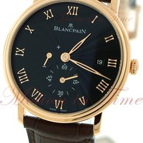Blancpain Villeret Ultra Slim Manual Wind Small Seconds, Date...