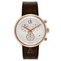 ck Calvin Klein Men's Substantial Watch