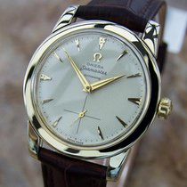 Omega Seamaster Gold Capped 1960 Automatic Cal 344 Swiss Made...