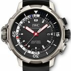 IWC Aquatimer Chronograph Mens 46mm Automatic in Titanium