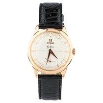Omega 18k Rose Gold Watch 17 Jewels