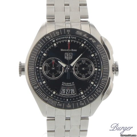 tag heuer mercedes benz slr limited edition n o s for 3 053 for sale from a trusted seller on. Black Bedroom Furniture Sets. Home Design Ideas