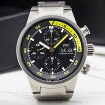 IWC IW371903 Aquatimer Chronograph Titanium / Titanium (25128)