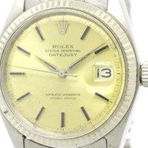 롤렉스 (Rolex) Vintage Rolex Datejust 1601 White Gold Steel...