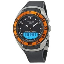 Tissot T-Touch Black Dial Men's Analog-Digital Watch