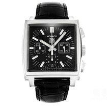 TAG Heuer Men's CW2111.FC6177 Monaco Chronograph Watch