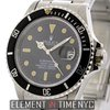 Rolex Submariner Stainless Steel Black Dial 16800