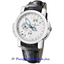 Ulysse Nardin GMT Perpetual 329-60 Pre-Owned