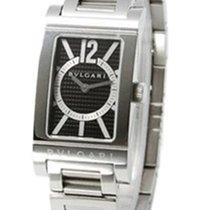 Bulgari RT39BRSS Rettangolo Men's Quartz Watch