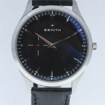 Zenith Elite Ultra Thin - NEW - with B+P Listprice € 4.500,-