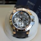 Harry Winston 410-MCA44RZC.A Ocean Diver 18k Rose Gold Automatic
