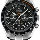 Omega Speedmaster HB-SIA GMT Chronograph SOLAR IMPULSE Mens Watch