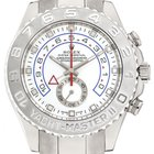 Rolex Yacht-Master II 116689 White Gold 18k Yachtmaster 44mm...