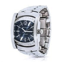 Bulgari Assioma Stainless Steel Automatic 7-Inch Watch AA 48 S